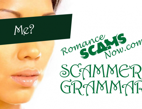 RSN™ Scammer Grammar: A Scammer Manifesto!