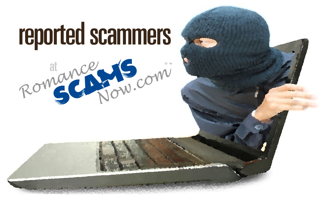 SCARS|CDN™ Scammer Search On RomanceScamsNow.com 1