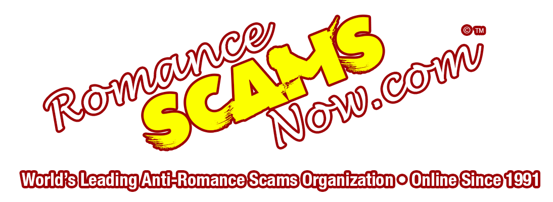 Romance Scams Now - Official Site
