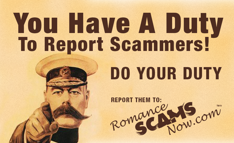 SCARS ™ / RSN™ Anti-Scam Poster: Do Your Duty 1