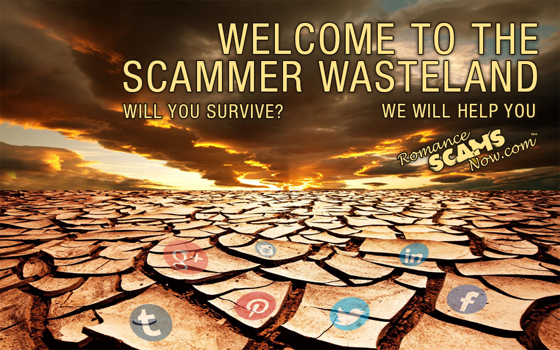 Welcome to the Scammer Wasteland