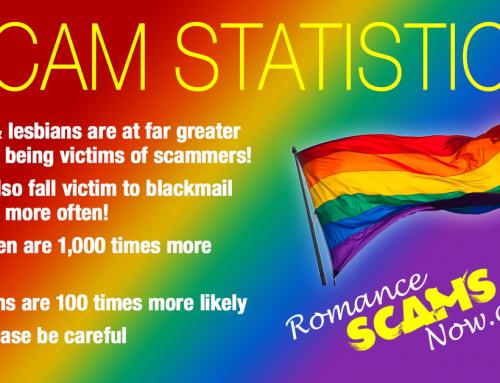 SCARS ™ / RSN™ Anti-Scam Poster: Targeting Gays