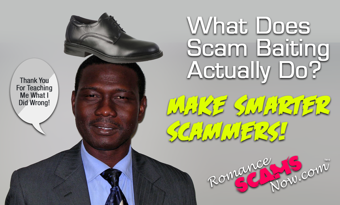 SCARS|RSN™ Special Report: Scambaiting - You are Only Hurting Yourself 1