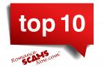 Romance Scams Now Top 10 List