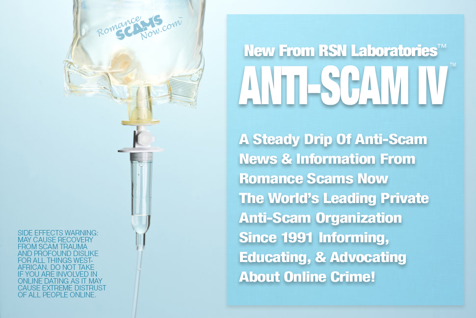 SCARS ™ / RSN™ Anti-Scam Poster 19