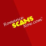 Romance Scams Now Logo & Trademark