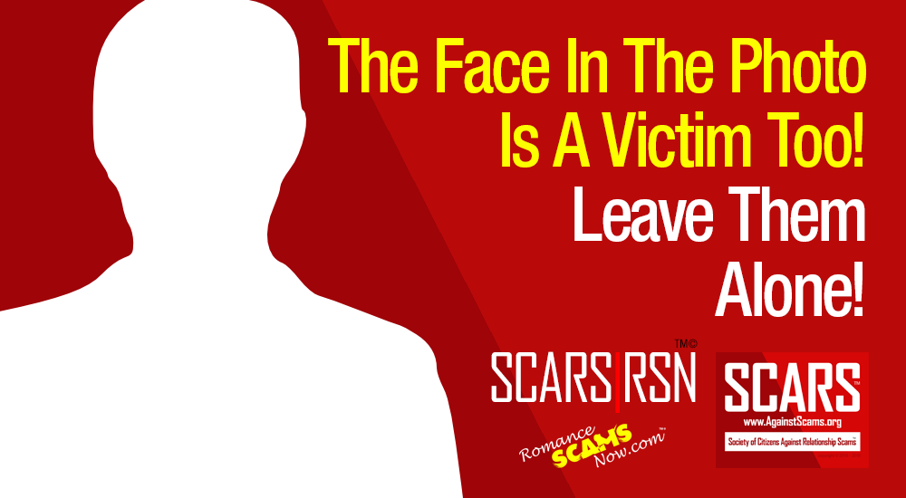 SCARS|RSN™ Commentary: Impersonation Victims Blame Romance Scam Victims 1