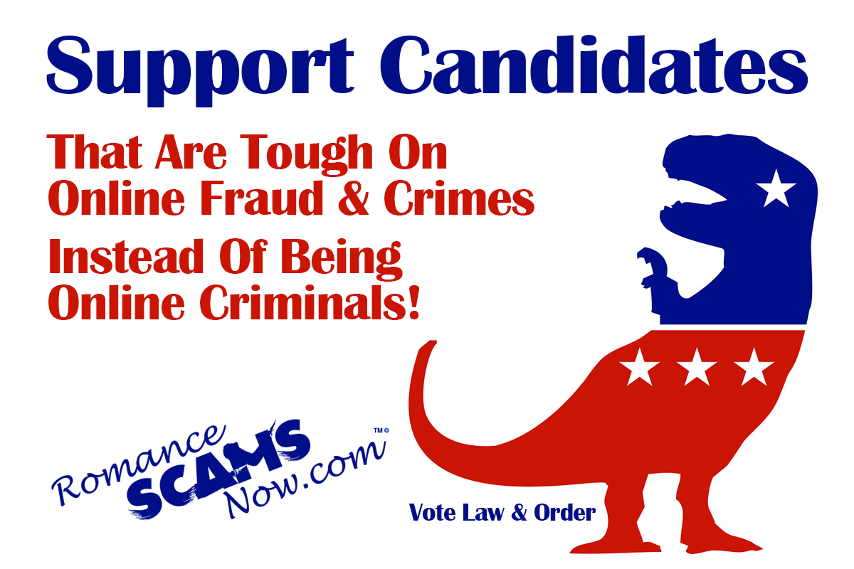Support Candidates Against Romance Scams