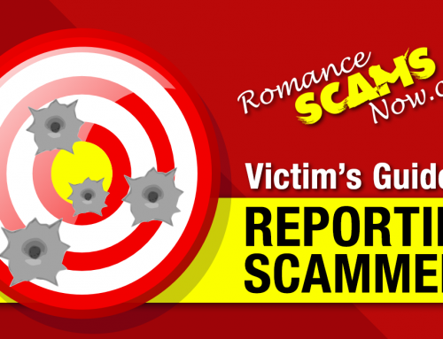 RSN™ Guide:  Victim's Guide For How To Report Scammers On Facebook