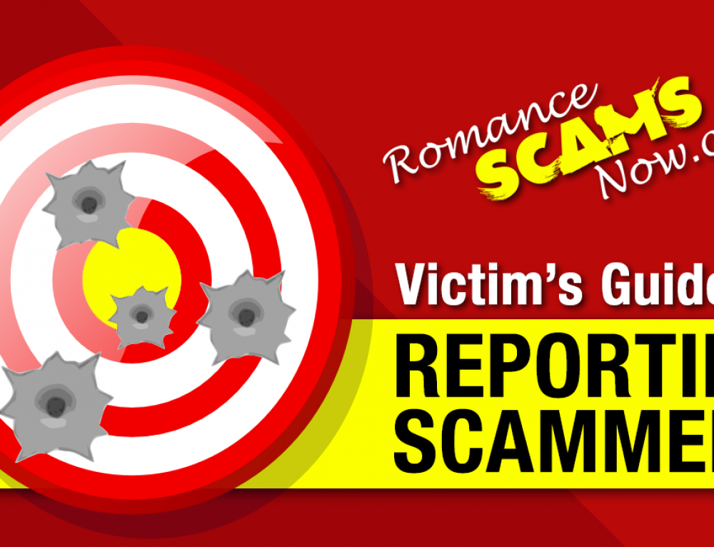 A VICTIM'S GUIDE TO HOW TO REPORT SCAMMERS