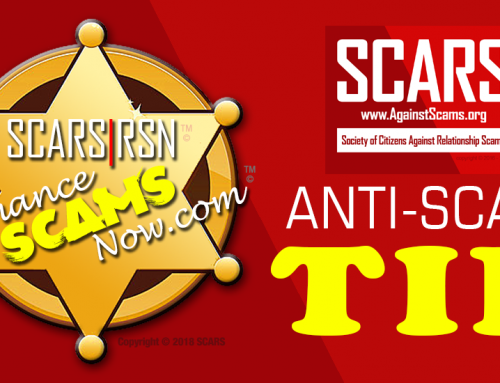 SCARS|RSN™ Anti-Scam Tip: Dissecting A Nigerian Advance Fee [419] Fraud / Scam