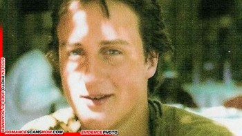 Davide Cameron photo used by African Scammer