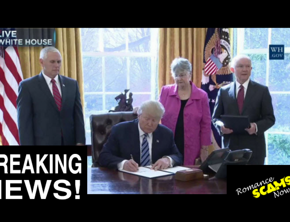 UPDATED: Breaking News: President Trump Signs Cyber Security Executive Order