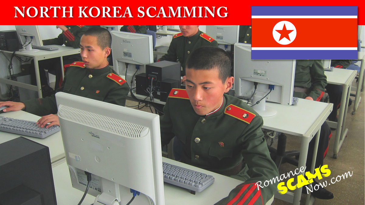 NORTH KOREAN SCAMMERS & CYBER ATTACKS