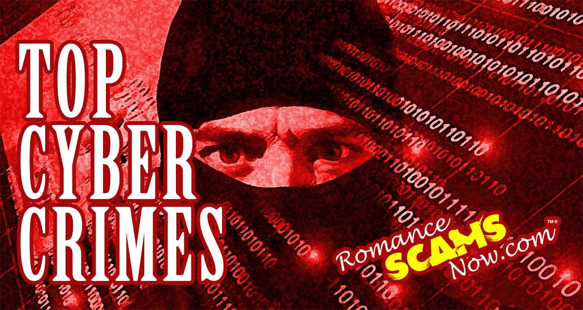 Top USA Cybercrimes 1