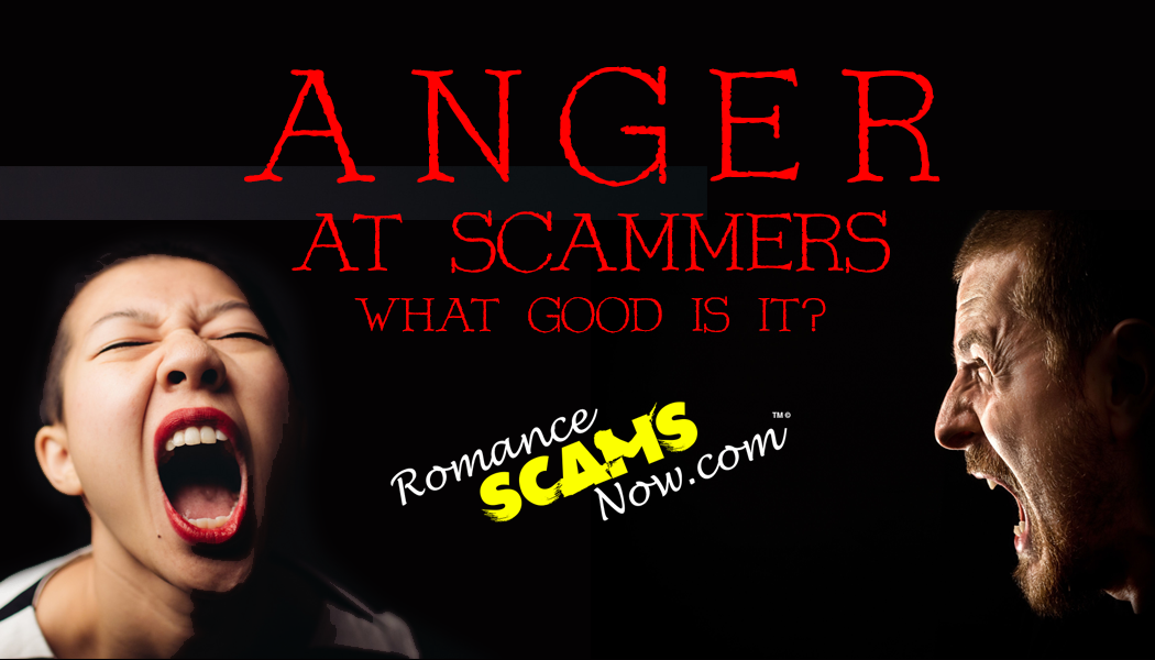 Anger Against Scammers