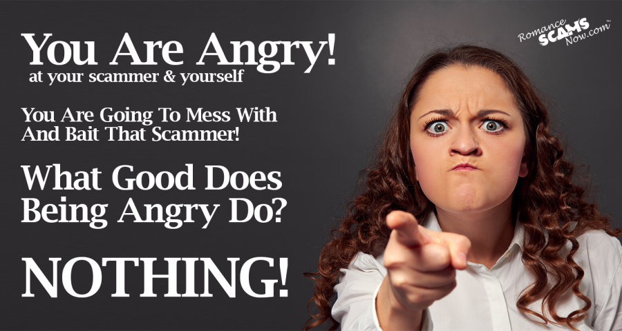SCARS RSN™ Psychology Of Scams: Victim Response To Fear Is Anger! 3