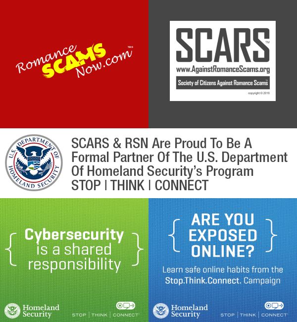 SCARS (and RSN) Are A Partner Organization In Stop | Think | Connect Program. 2