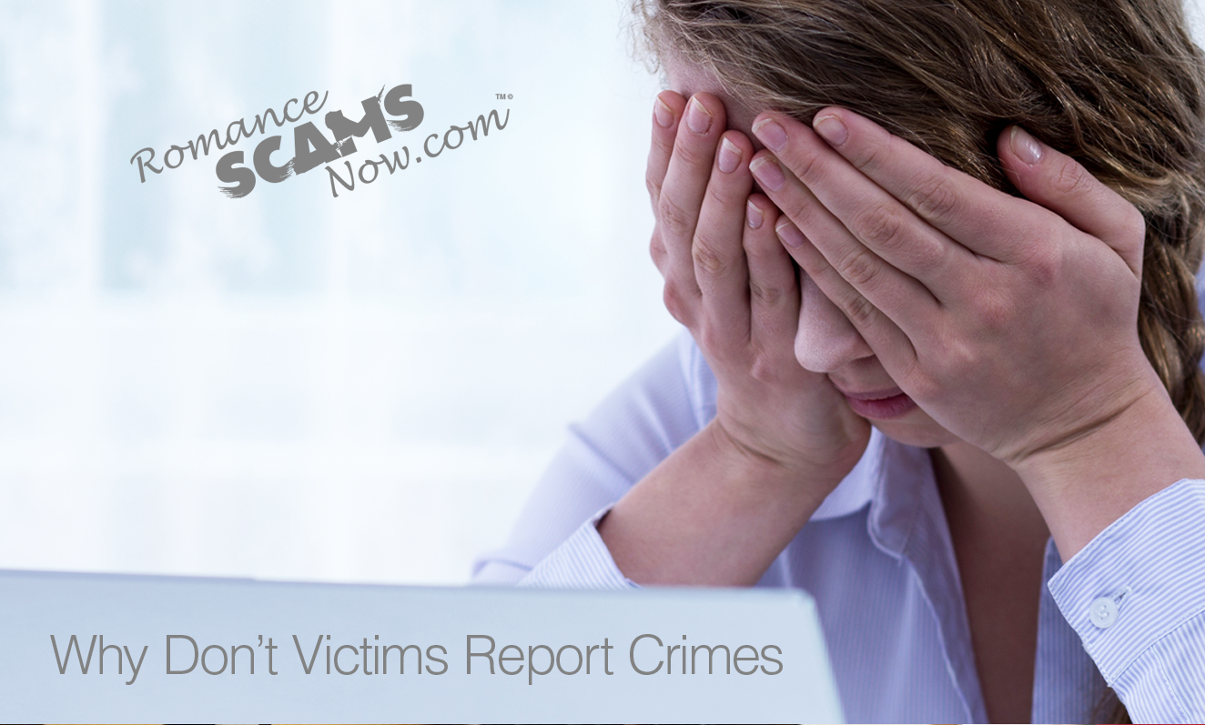 Why Don't Victims Report Crimes