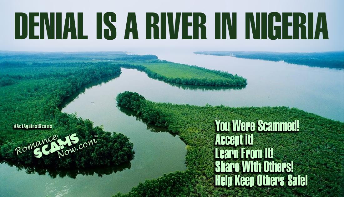 Denial Is A River In Nigeria