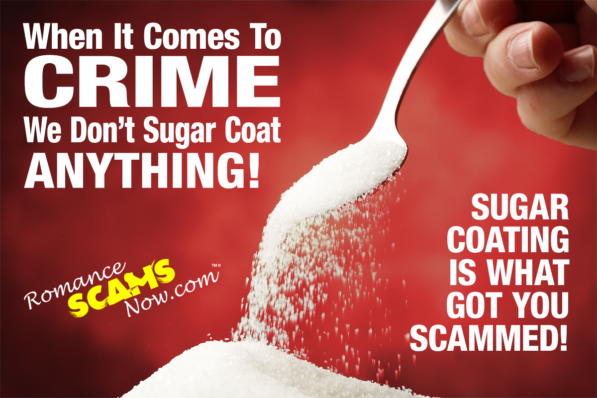 When it comes to crime, we don't sugar coat anything!