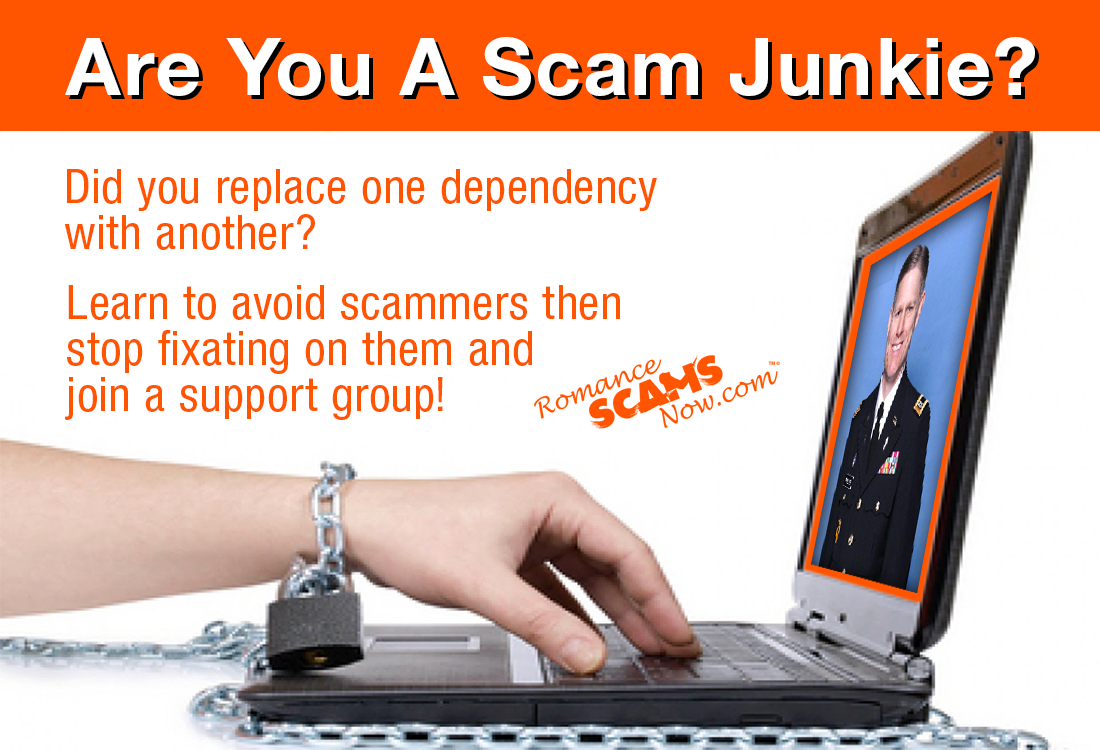 RSN™ Insight: Psychology Of Romance Scams - Scam Junkies 1