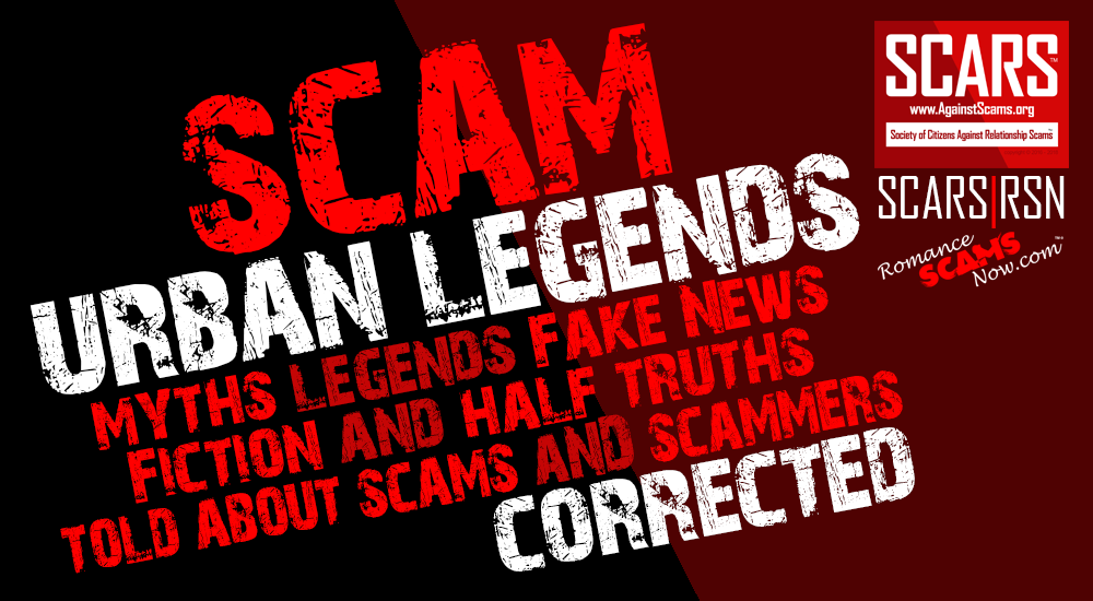 SCARS™ Scammer Urban Legends: Chapter 7 - No One Is Doing Anything! 1