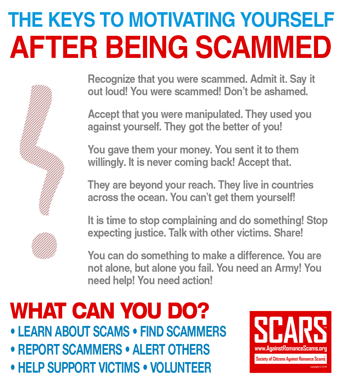 scam victim motivation