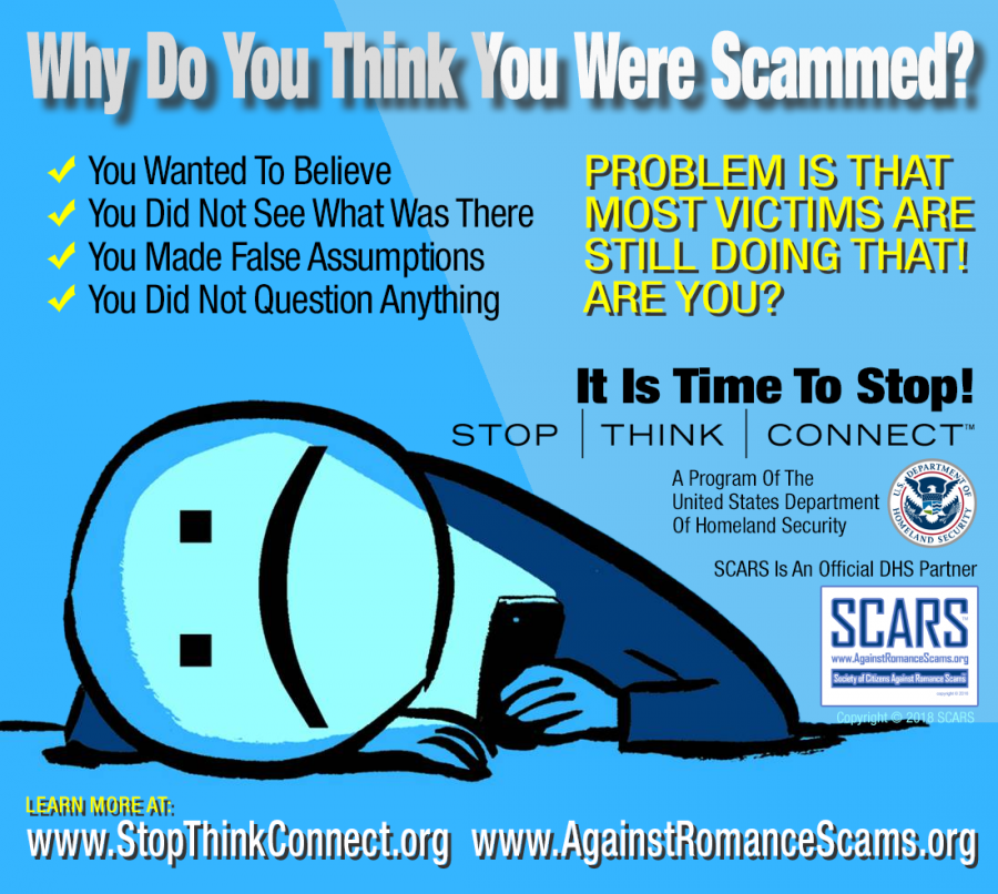 Why Were You Scammed?