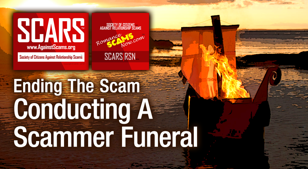 Removing The Face Of Your Scammer - SCARS|RSN™ Psychology of Scams 2
