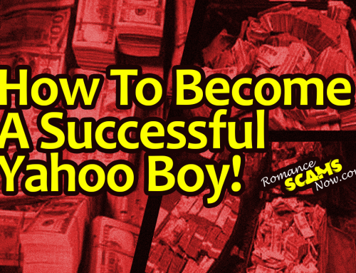 How To Become A Successful YAHOO BOY