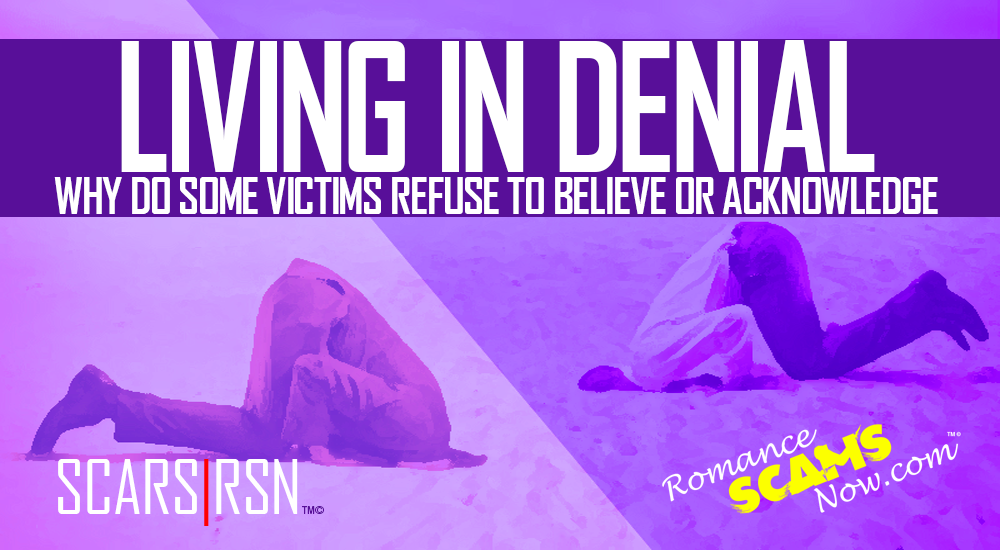 RSN™ Editorial: Demanding Answers - Living In Denial 9