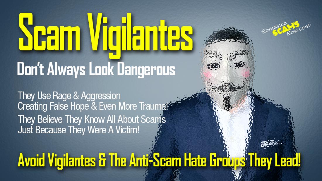 Anti-Scam Vigilantes