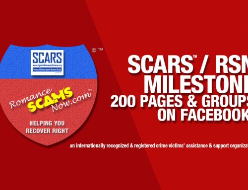 New SCARS™ / RSN™ Milestone