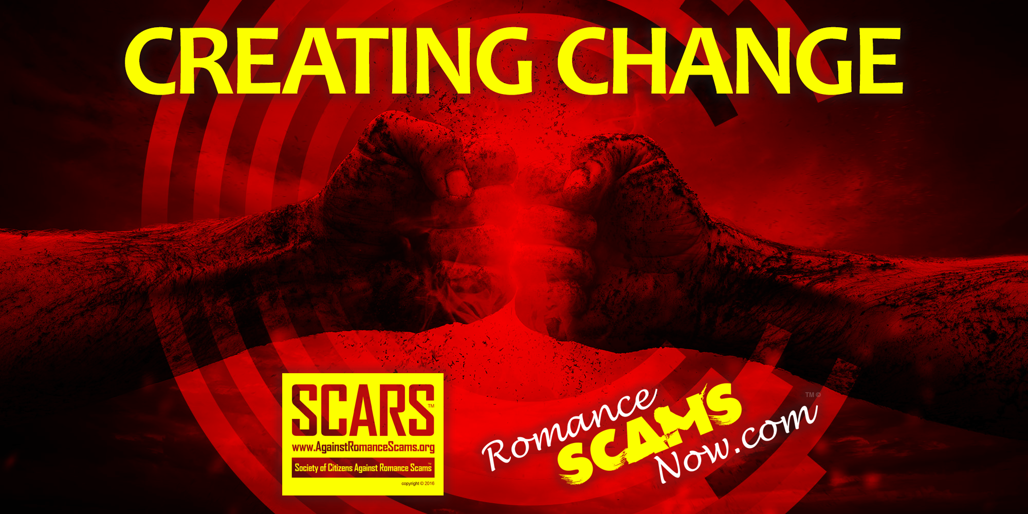 SCARS - CREATING CHANGE