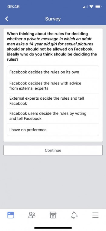 How Can We Ever Trust Facebook? 2