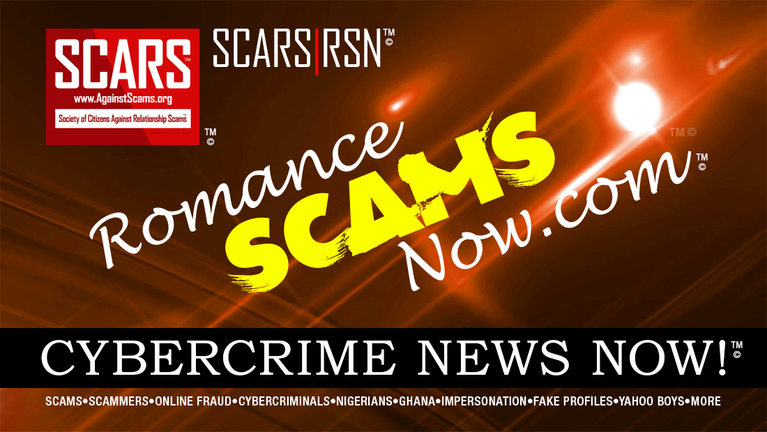 SCARS|RSN Cybercrime News Now