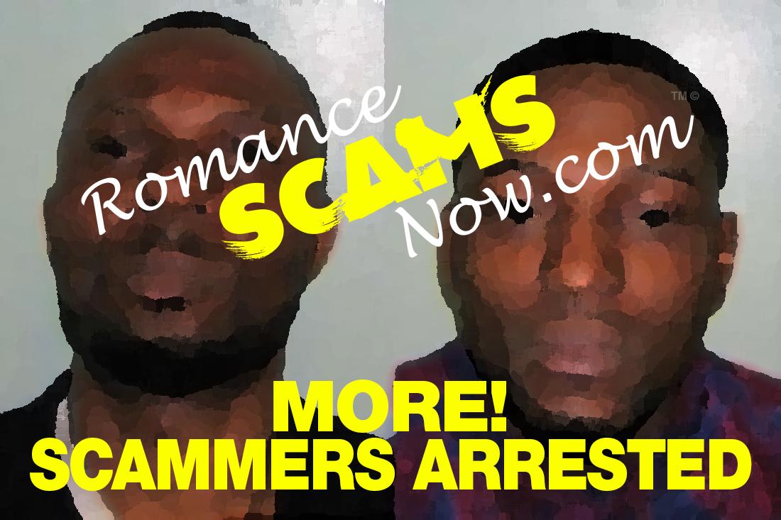 RSN Scam News: 74 Scammers Arrested 1