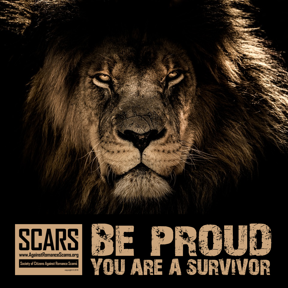 Be Proud You Are A Survivor
