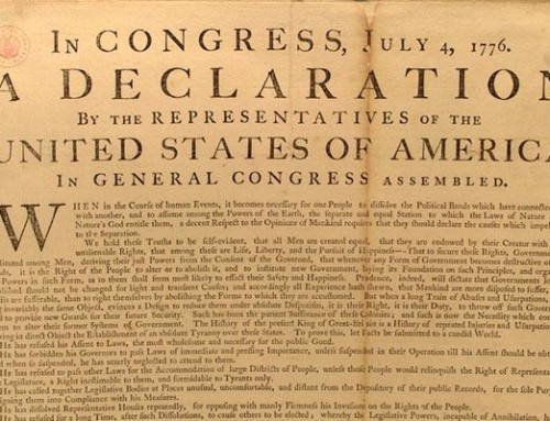 This Is Insane! Facebook flags Declaration of Independence as hate speech