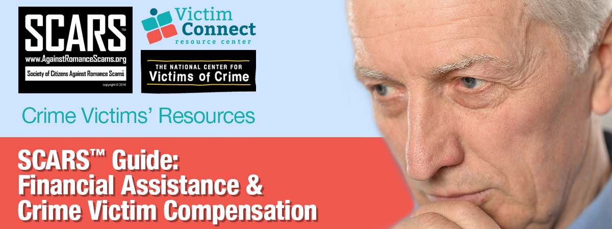 Financial Assistance & Crime Victim Compensation - A SCARS|RSN™ Guide 3