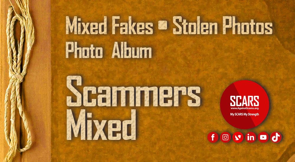 Fake Mixed Scammers Gallery