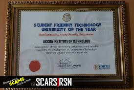 RSN™ Special Report: African Corruptions - Another University Co-oped By Scammers 15