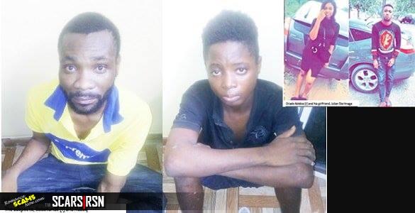 Yahoo Boy Killed His Friend 4