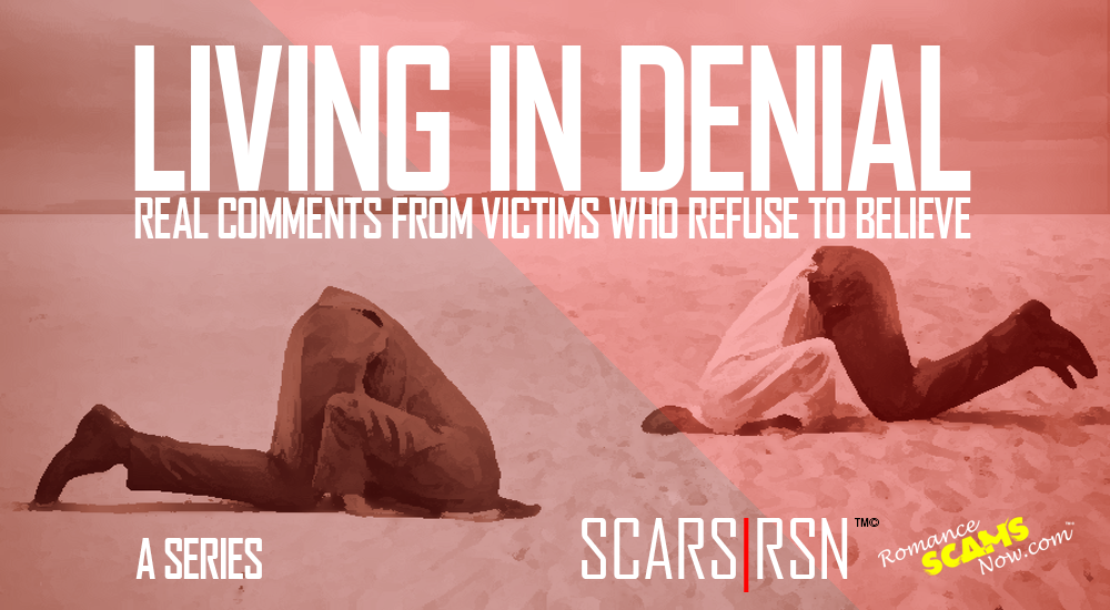 SCARS™ Insight: Living In Denial - A Case In Point [VIDEOS] 1