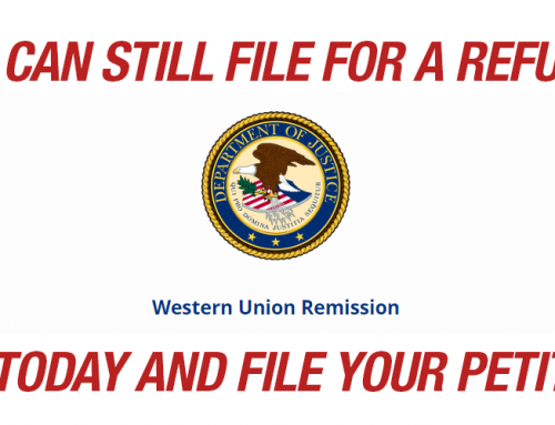 IMPORTANT: Western Union Remission Update / Actualización de Remisión de Western Union
