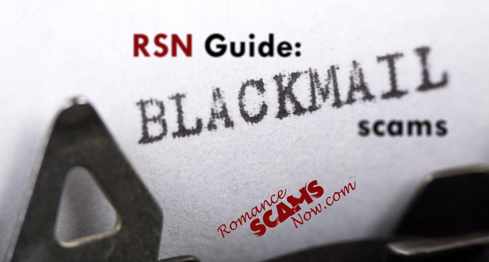 RSN™ Guide: Avoiding The Latest Blackmail Scam 3