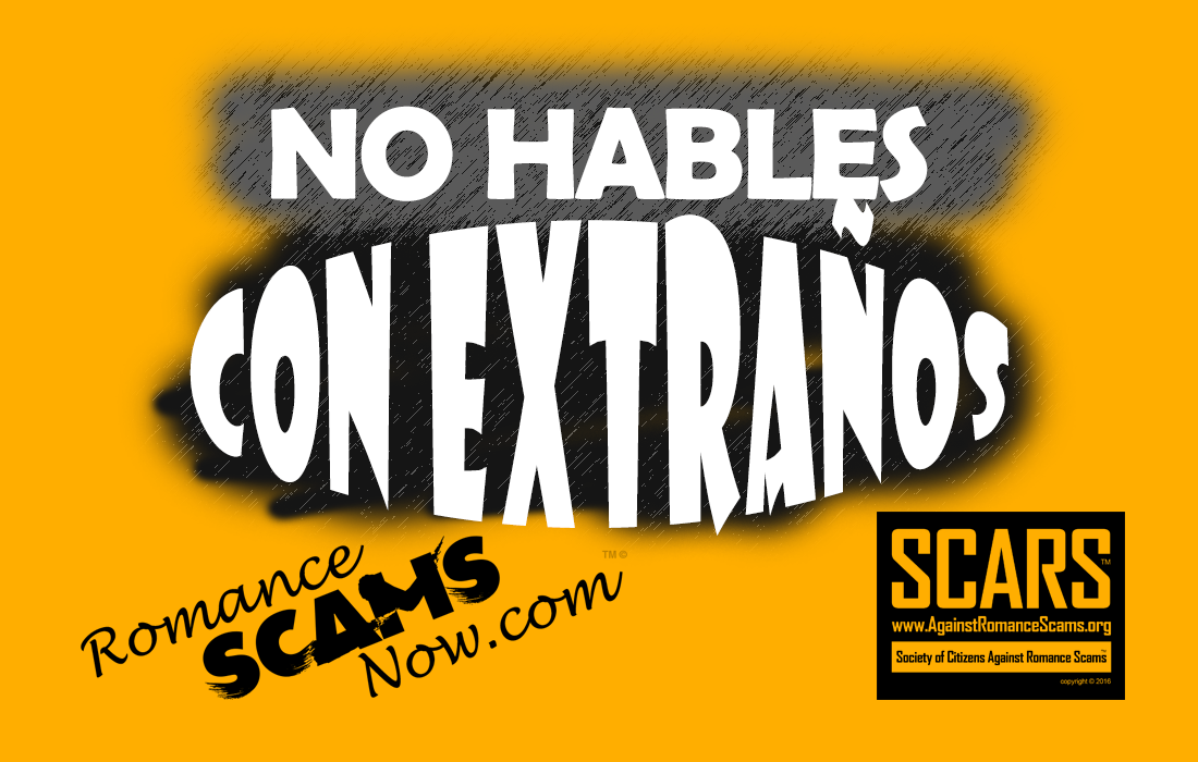 ADVERTENCIA DE ESTAFA: ¡No confunda a los mensajes privados! 7