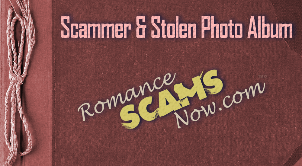 SCARS|RSN™ Romance Scammer Gallery: Assorted Women & Men Scammers #9436 2
