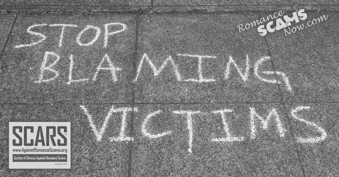 RSN™ Guide: Victim Bashing or Blaming 1